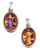 Medalik łez Matki Bożej : Dewocjonalia