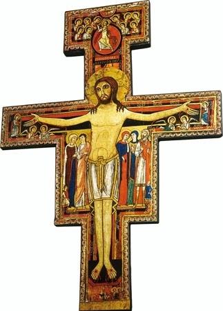 Krzyż św. Franciszka