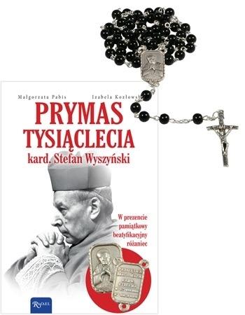 Prymas Tysiąclecia. Kardynał Stefan Wyszyński - Małgorzata Pabis, Izabela Kozłowska : Biografia