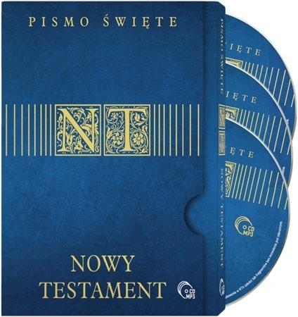 Nowy Testament. Audiobook