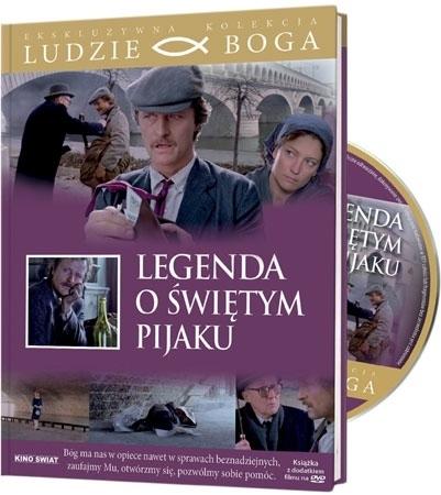 Legenda o świętym pijaku. Książeczka z płytą DVD
