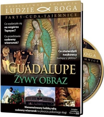 Guadalupe. Żywy obraz. Książeczka z płytą DVD