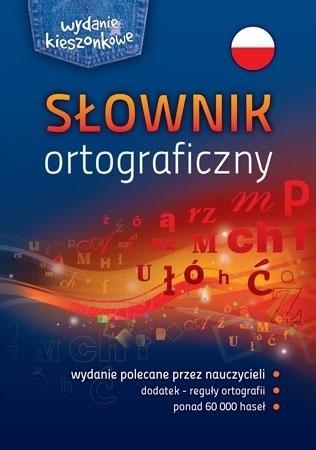 Słownik ortograficzny. Wydanie kieszonkowe : Dla dzieci