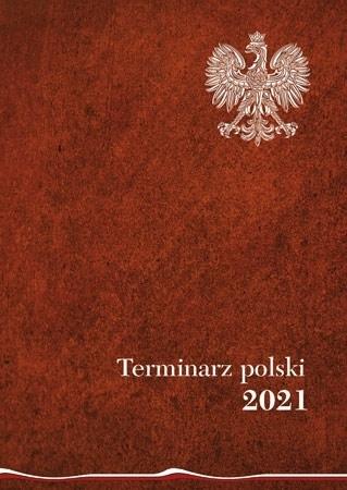 Terminarz polski 2021 : Kalendarz