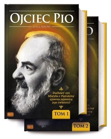 Ojciec Pio (t. 1 i 2) - Luigi Peroni : Biografia