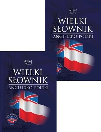 Wielki słownik polsko-angielski i angielsko-polski z płytą CD