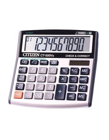 Kalkulator na biurko Citizen CT-500