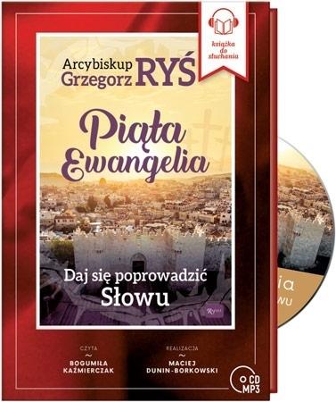 Piąta Ewangelia. Audiobook - abp Grzegorz Ryś