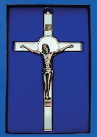 Cudowny Krzyż św. Benedykta (ścienny) : Dewocjonalia