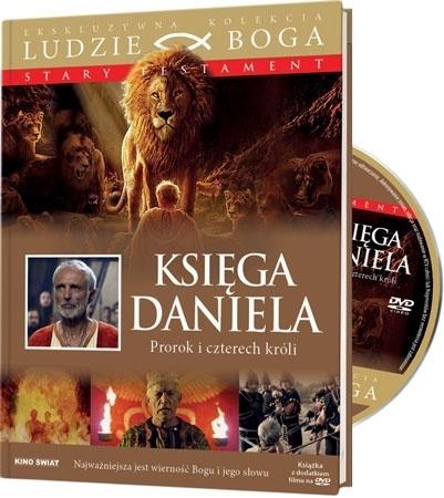 Księga Daniela. Prorok i czterech króli. Książeczka z płytą DVD
