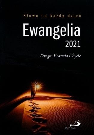 Ewangelia 2021. Droga, Prawda i Życie. Mały format. Oprawa twarda