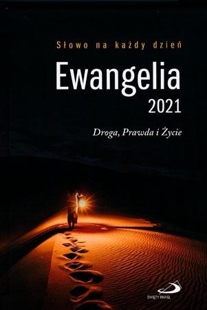 Ewangelia 2021. Droga, Prawda i Życie. Duży format. Oprawa miękka