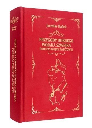 Przygody dobrego wojaka Szwejka - Jaroslav Hasek : Powieść