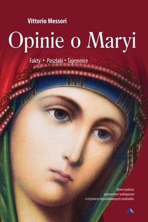 Opinie o Maryi. Fakty, poszlaki, tajemnice - Vittorio Messori : Biografia