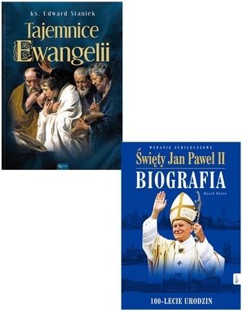 Papież i Ewangelia. Komplet 2 książek