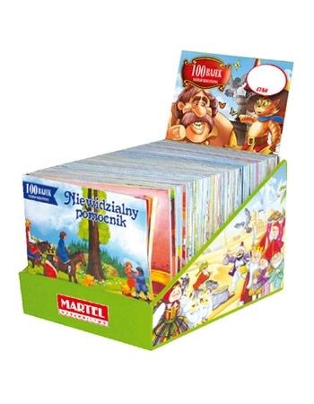 100 bajek naszego dzieciństwa - Zestaw 100 książeczek w pudełku