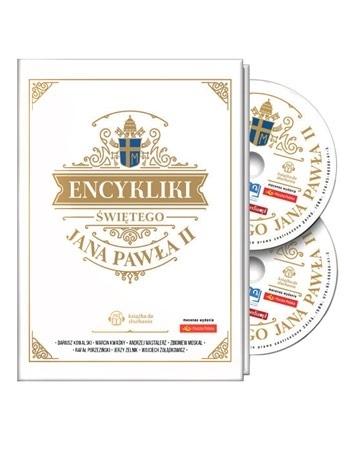 Encykliki Ojca Świętego Jana Pawła II. Audiobook, 2CD MP3