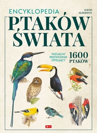 Encyklopedia ptaków świata - David Alderton : Album