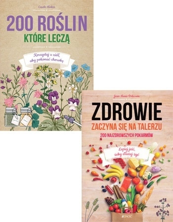 Zestaw dla zdrowia. Komplet dwóch książek