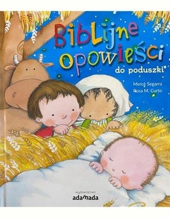 Biblijne opowieści do poduszki - Marce Sagarra : Dla dzieci