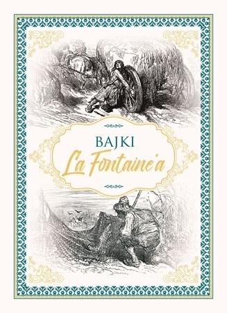 Bajki La Fontaine'a - Jean Fontaine : Dla dzieci