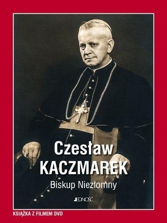 Czesław Kaczmarek. Biskup Niezłomny. Książka z filmem DVD