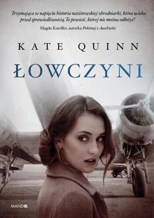 Łowczyni - Kate Quinn - Powieść