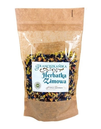 Franciszkańska Herbatka Zimowa. Herbatka sypana, 250 g