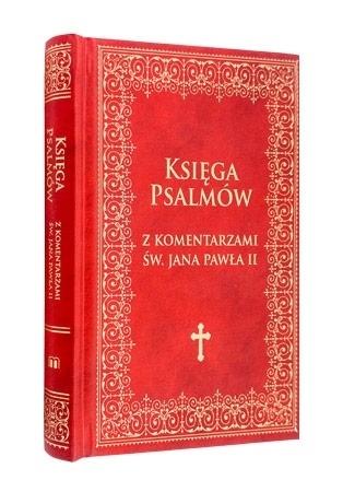 Księga Psalmów z komentarzami św. Jana Pawła II