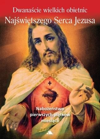 Dwanaście wielkich obietnic Najświętszego Serca Jezusa