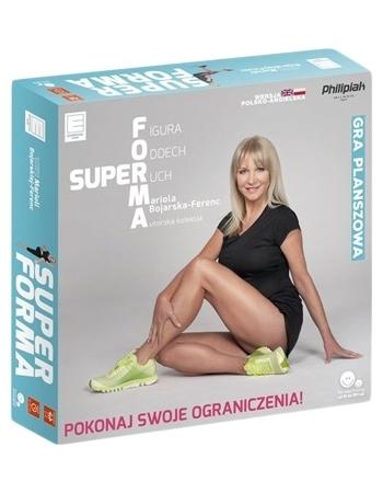 Super Forma Ferenc. Gra planszowa