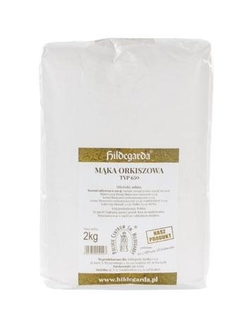 "Mąka orkiszowa ""Hildegarda"", 2 kg"