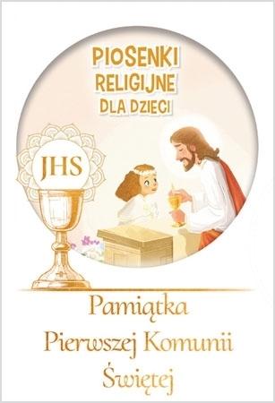 Piosenki religijne dla dzieci z płytą CD