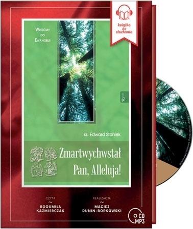 Zmartwychwstał Pan, Alleluja! Audiobook CD - Ks. Edward Staniek