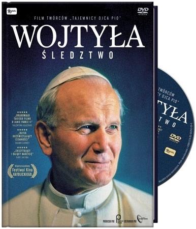 Wojtyła. Śledztwo - film DVD + książeczka