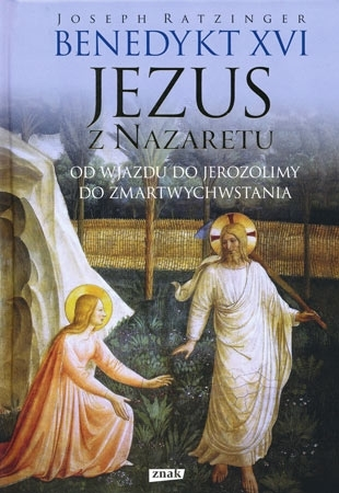 Jezus z Nazaretu. Komplet 3 książek (II) - Benedykt XVI