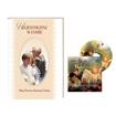 Uczestniczysz w cudzie - Pamiątka Pierwszej Komunii Św. + film animowany DVD Największy Cud