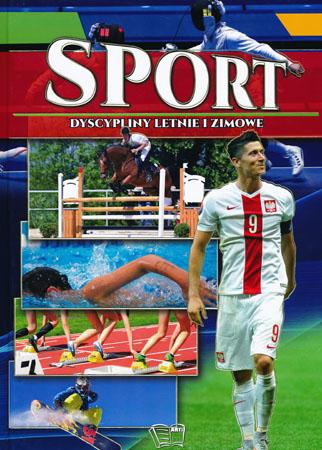 Sport. Dyscypliny letnie i zimowe - Krzysztof Szujecki