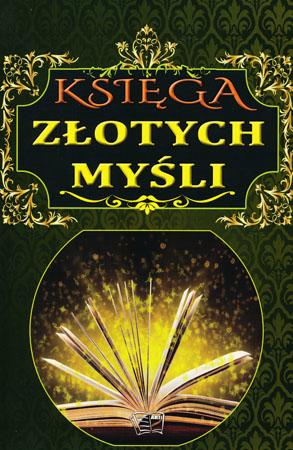 Księga złotych myśli - Magdalena Wojdakowska