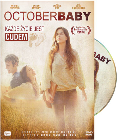 October Baby. Każde życie jest cudem. Film DVD
