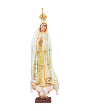 Figurka Matki Bożej Fatimskiej. Klasyczna