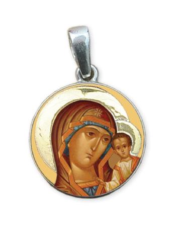 Medalion Maryja z Dzieciątkiem