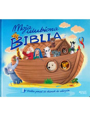 Moja ulubiona Biblia - Barbara Żołądek, Ola Makowska