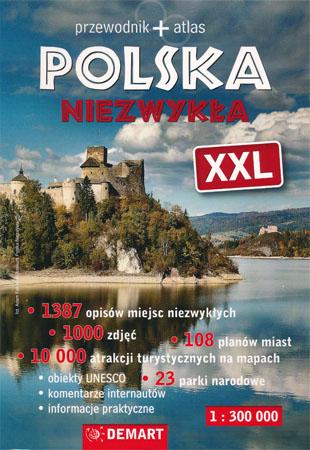 Polska niezwykła XXL. Nowe wydanie