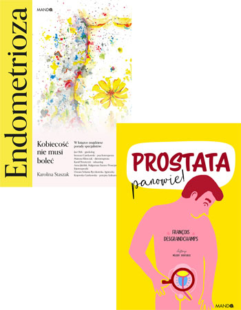 Intymne zdrowie dla dwojga. Komplet 2 książek - Karolina Staszak, François Desgrandchamps