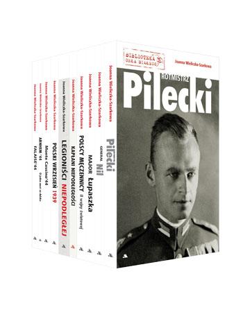 Biblioteka Orła Białego - Joanna Wieliczka-Szarkowa : Historia Polski