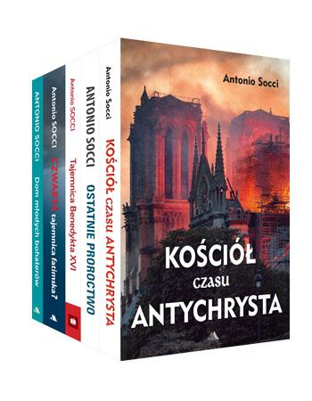 Pisma o Kościele i świecie - Antonio Socci : Kościół i wiara