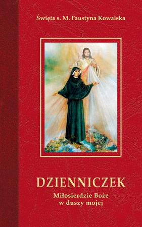 Dzienniczek. Miłosierdzie Boże w duszy mojej - Św. Faustyna - wydanie kieszonkowe w oprawie miękkiej