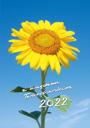 2022 z ks. Twardowskim. Słonecznik