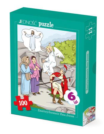 Zmartwychwstanie Pana Jezusa. Puzzle